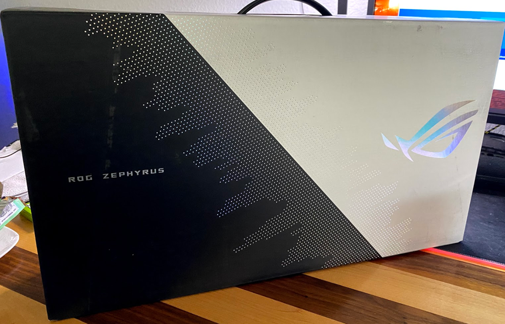 Review – Asus G14 Zephyrus Model:GA401IV-BR9N6